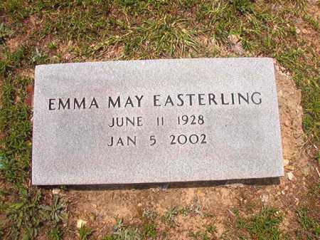 EASTERLING, EMMA MAY - Calhoun County, Arkansas | EMMA MAY EASTERLING - Arkansas Gravestone Photos