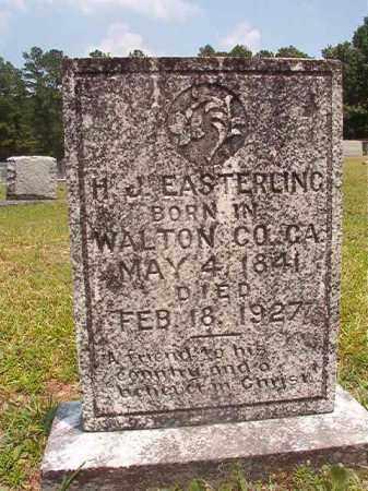 EASTERLING, HENRY J - Calhoun County, Arkansas | HENRY J EASTERLING - Arkansas Gravestone Photos