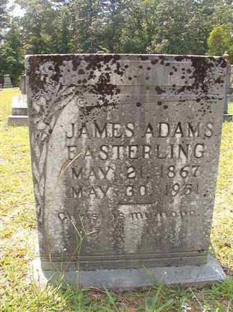 EASTERLING, JAMES ADAMS - Calhoun County, Arkansas | JAMES ADAMS EASTERLING - Arkansas Gravestone Photos
