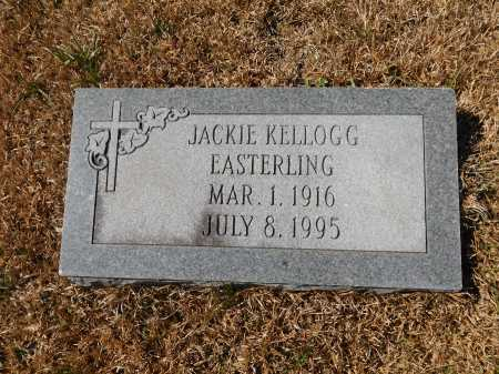 EASTERLING, JACKIE - Calhoun County, Arkansas | JACKIE EASTERLING - Arkansas Gravestone Photos