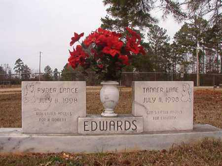 EDWARDS, TANNER LANE - Calhoun County, Arkansas | TANNER LANE EDWARDS - Arkansas Gravestone Photos