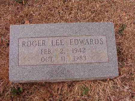 EDWARDS, ROGER LEE - Calhoun County, Arkansas | ROGER LEE EDWARDS - Arkansas Gravestone Photos
