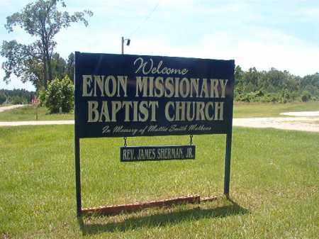 *ENON MISSIONARY BAPTIST,  - Calhoun County, Arkansas |  *ENON MISSIONARY BAPTIST - Arkansas Gravestone Photos