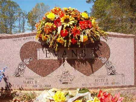 EVANS, BETTY R - Calhoun County, Arkansas   BETTY R EVANS - Arkansas Gravestone Photos