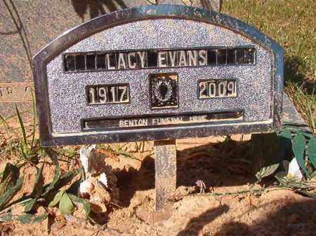 EVANS (OBIT), LACY L - Calhoun County, Arkansas | LACY L EVANS (OBIT) - Arkansas Gravestone Photos