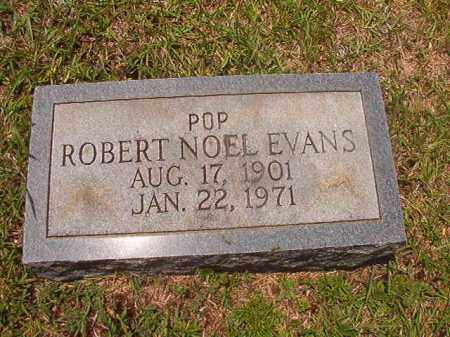 EVANS, ROBERT NOEL - Calhoun County, Arkansas | ROBERT NOEL EVANS - Arkansas Gravestone Photos
