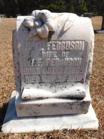 FERGUSON, H E - Calhoun County, Arkansas | H E FERGUSON - Arkansas Gravestone Photos
