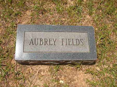 FIELDS, AUBREY - Calhoun County, Arkansas | AUBREY FIELDS - Arkansas Gravestone Photos