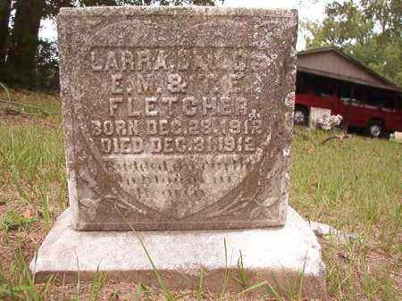 FLETCHER, LARRA - Calhoun County, Arkansas | LARRA FLETCHER - Arkansas Gravestone Photos