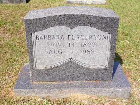 FURGERSON, BARBARA - Calhoun County, Arkansas | BARBARA FURGERSON - Arkansas Gravestone Photos