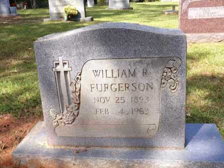 FURGERSON, WILLIAM R - Calhoun County, Arkansas | WILLIAM R FURGERSON - Arkansas Gravestone Photos