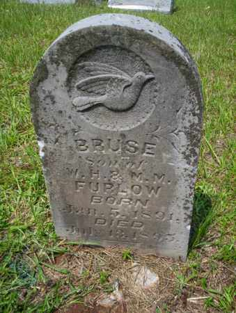 FURLOW, BRUSE - Calhoun County, Arkansas | BRUSE FURLOW - Arkansas Gravestone Photos
