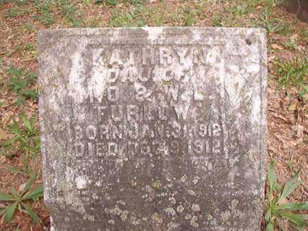FURLOW, KATHRYN - Calhoun County, Arkansas | KATHRYN FURLOW - Arkansas Gravestone Photos