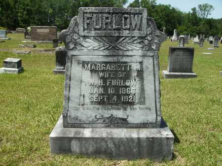 FURLOW, MARGARETT M - Calhoun County, Arkansas | MARGARETT M FURLOW - Arkansas Gravestone Photos