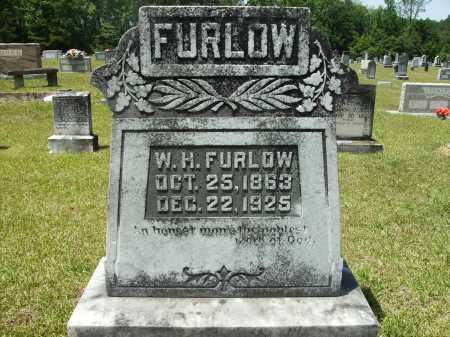 FURLOW, W H - Calhoun County, Arkansas | W H FURLOW - Arkansas Gravestone Photos