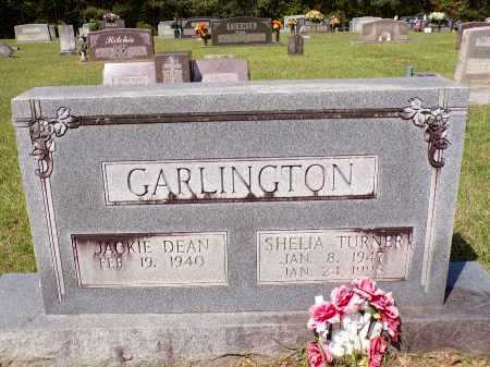 GARLINGTON, SHEILA - Calhoun County, Arkansas | SHEILA GARLINGTON - Arkansas Gravestone Photos