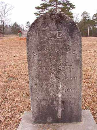 GARRETT, EDNA AGEE - Calhoun County, Arkansas | EDNA AGEE GARRETT - Arkansas Gravestone Photos