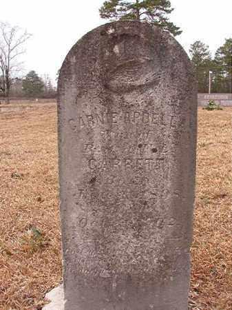 GARRETT, GARNIE ARDELLA - Calhoun County, Arkansas | GARNIE ARDELLA GARRETT - Arkansas Gravestone Photos