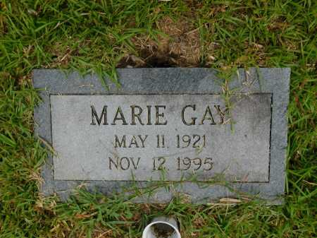 GAY, MARIE - Calhoun County, Arkansas | MARIE GAY - Arkansas Gravestone Photos