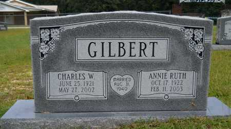 GILBERT, CHARLES W - Calhoun County, Arkansas | CHARLES W GILBERT - Arkansas Gravestone Photos