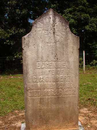 GILBERT, EUGENNIE - Calhoun County, Arkansas | EUGENNIE GILBERT - Arkansas Gravestone Photos