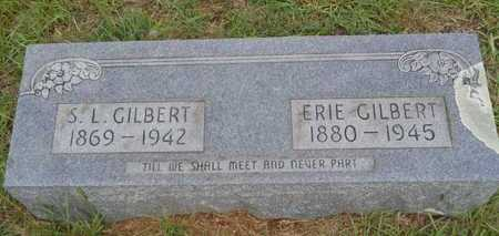 GILBERT, ERIE - Calhoun County, Arkansas | ERIE GILBERT - Arkansas Gravestone Photos
