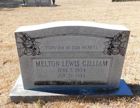 GILLIAM, MELTON LEWIS - Calhoun County, Arkansas | MELTON LEWIS GILLIAM - Arkansas Gravestone Photos