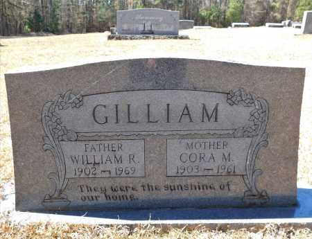 GILLIAM, WILLIAM R - Calhoun County, Arkansas | WILLIAM R GILLIAM - Arkansas Gravestone Photos