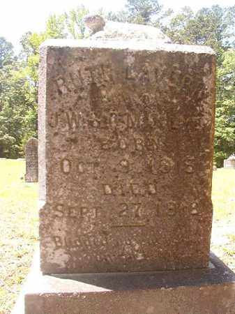 GILMER, RUTH LAVERN - Calhoun County, Arkansas | RUTH LAVERN GILMER - Arkansas Gravestone Photos