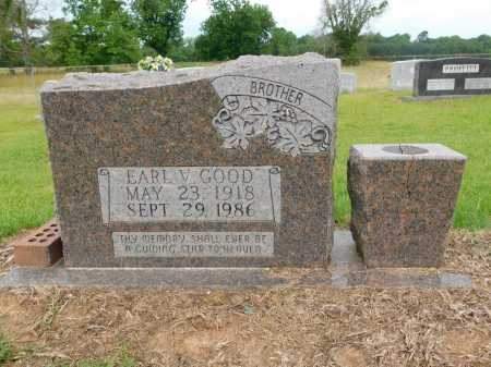 GOOD, EARL V - Calhoun County, Arkansas | EARL V GOOD - Arkansas Gravestone Photos