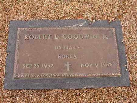 GOODWIN, JR (VETERAN KOR), ROBERT L - Calhoun County, Arkansas | ROBERT L GOODWIN, JR (VETERAN KOR) - Arkansas Gravestone Photos