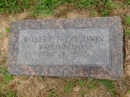 GOODWIN, ROBERT LUCIAN - Calhoun County, Arkansas | ROBERT LUCIAN GOODWIN - Arkansas Gravestone Photos