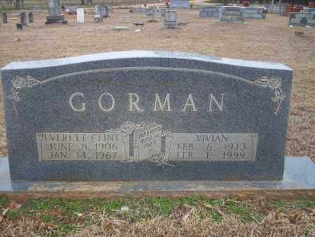 GORMAN, VIVIAN - Calhoun County, Arkansas | VIVIAN GORMAN - Arkansas Gravestone Photos