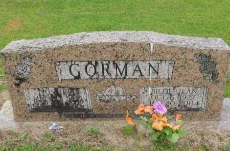 GORMAN, IVOS JETT - Calhoun County, Arkansas | IVOS JETT GORMAN - Arkansas Gravestone Photos