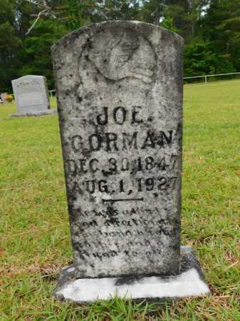 GORMAN, JOE - Calhoun County, Arkansas | JOE GORMAN - Arkansas Gravestone Photos