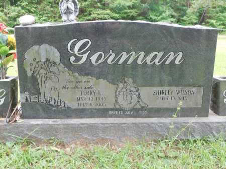 GORMAN, TERRY LAMAR - Calhoun County, Arkansas | TERRY LAMAR GORMAN - Arkansas Gravestone Photos