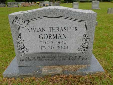 GORMAN, VIVIAN ANN (OBIT) - Calhoun County, Arkansas   VIVIAN ANN (OBIT) GORMAN - Arkansas Gravestone Photos