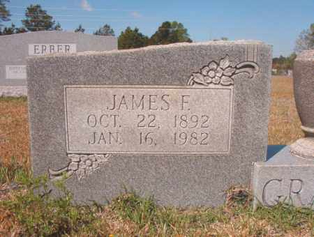 GRAHAM, JAMES F - Calhoun County, Arkansas | JAMES F GRAHAM - Arkansas Gravestone Photos