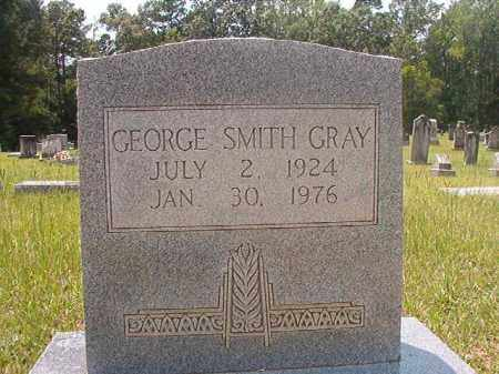 GRAY, GEORGE SMITH - Calhoun County, Arkansas | GEORGE SMITH GRAY - Arkansas Gravestone Photos
