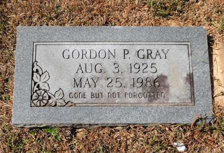 GRAY, GORDON P - Calhoun County, Arkansas | GORDON P GRAY - Arkansas Gravestone Photos