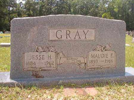 GRAY, MAUDIE E - Calhoun County, Arkansas | MAUDIE E GRAY - Arkansas Gravestone Photos