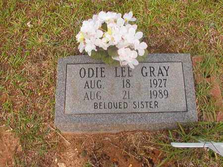 GRAY, ODIE LEE - Calhoun County, Arkansas | ODIE LEE GRAY - Arkansas Gravestone Photos