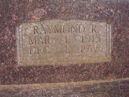 GRAY, RAYMOND R - Calhoun County, Arkansas | RAYMOND R GRAY - Arkansas Gravestone Photos