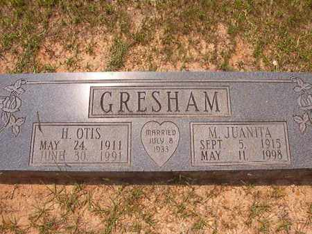GRESHAM, H OTIS - Calhoun County, Arkansas | H OTIS GRESHAM - Arkansas Gravestone Photos