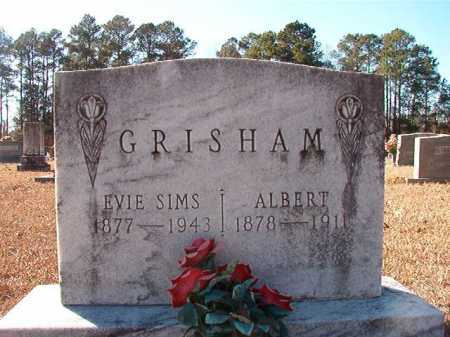 GRISHAM, EVIE - Calhoun County, Arkansas | EVIE GRISHAM - Arkansas Gravestone Photos