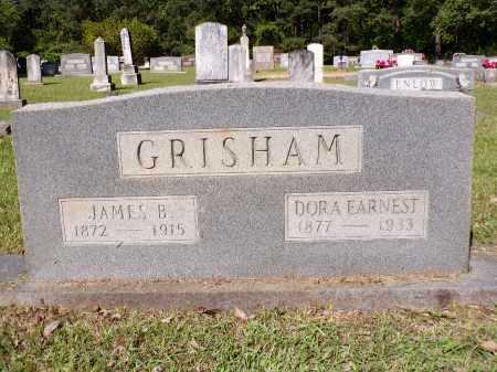 GRISHAM, JAMES B - Calhoun County, Arkansas | JAMES B GRISHAM - Arkansas Gravestone Photos