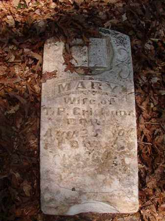 GRISHAM, MARY - Calhoun County, Arkansas | MARY GRISHAM - Arkansas Gravestone Photos