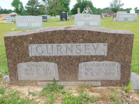 CASON GURNSEY, MILDRED - Calhoun County, Arkansas | MILDRED CASON GURNSEY - Arkansas Gravestone Photos