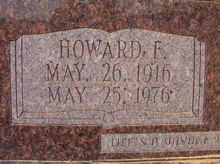 GURNSEY, HOWARD F - Calhoun County, Arkansas | HOWARD F GURNSEY - Arkansas Gravestone Photos