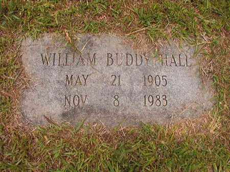 HALL, WILLIAM BUDDY - Calhoun County, Arkansas | WILLIAM BUDDY HALL - Arkansas Gravestone Photos